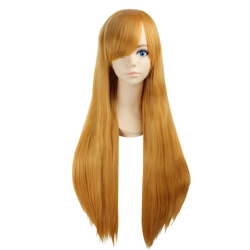 Ultra Long Naruto Cosplay Side Bang Layered Silky Straight Synthetic Anime Wig 11 kinds of 304 stainless steel split cotter pins assortment kit m1 5 m6