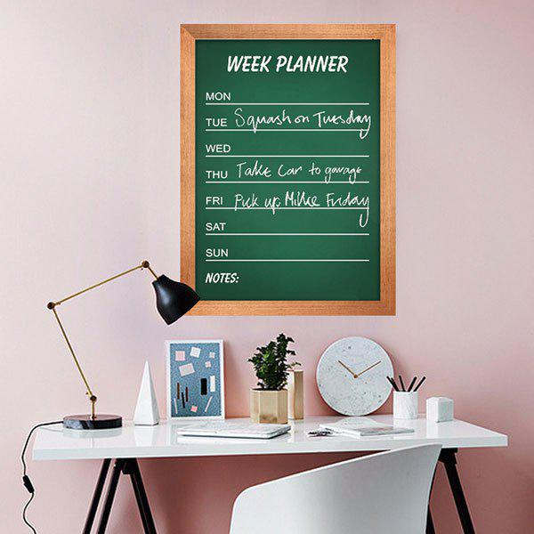 Chalkboard Design Removable Vinyl Kids Wall Sticker vinyl removable 3d love broken wall sticker