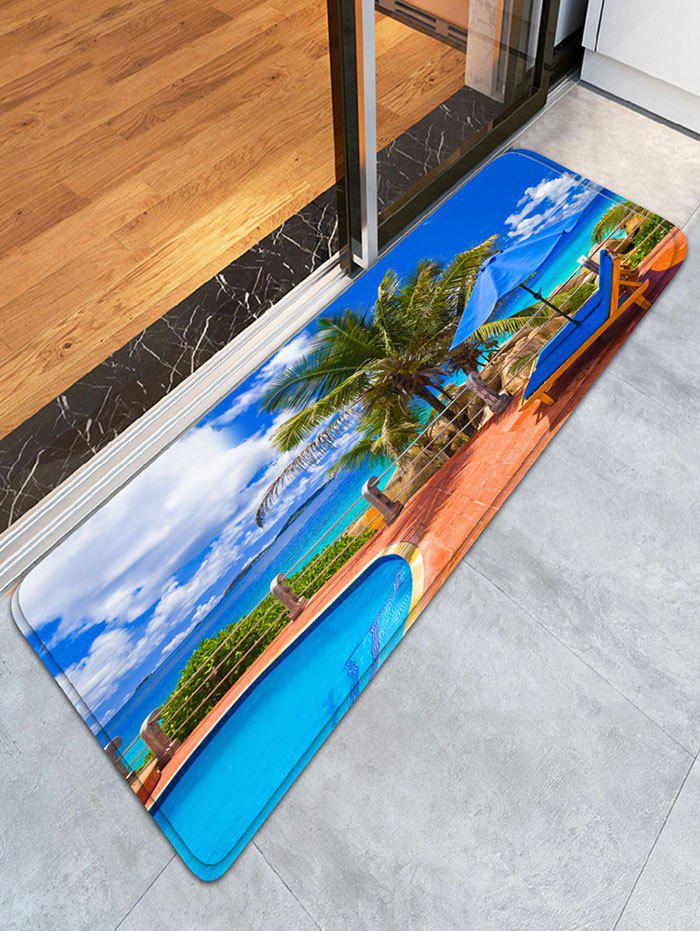 Swimming Pool Flannel Skidproof Beach Bath Mat portable transparent large baby infant swimming pool pvc inflatable pool child toddler water playing game pool baby bath pool