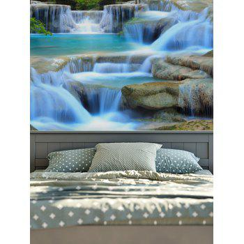 3D Print Magic Landscape Waterfall Walls Hanging Tapestry