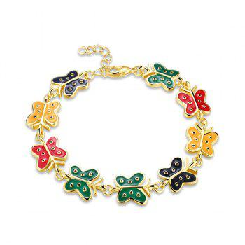 Butterfly Shape Chain Bracelet