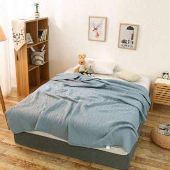 100 Percent Long Stapled Cotton Bedroom Product Blanket