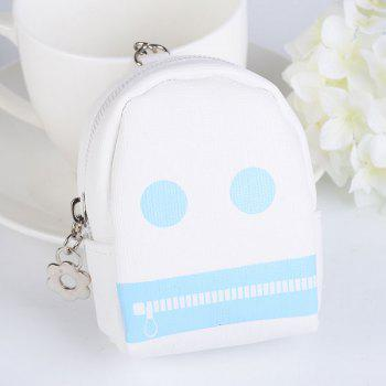 Funny Coin Purse Zipper Key Chain