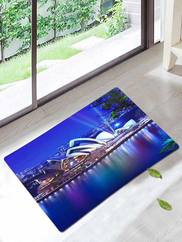 Coral Fleece Sydney Opera House Bathroom Rug simply red farewell live in concert at sydney opera house
