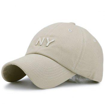 Outdoor Letters Embroidery Baseball Hat