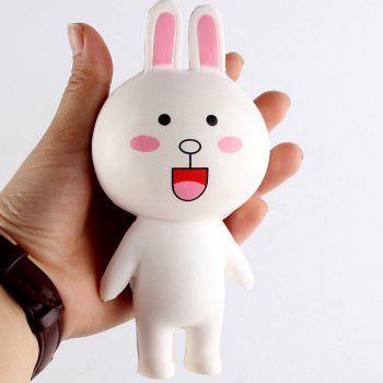 Rabbit PU Slow Rising Cartoon Animal Squishy Toy
