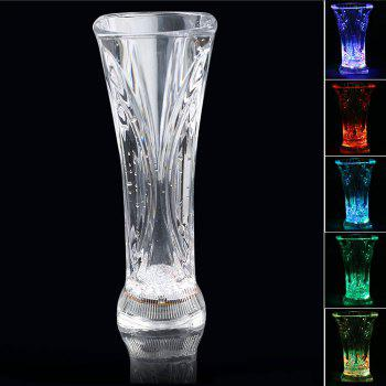 KTV Bar Party Colorful LED Flashing Juice Drink 400ml Cup