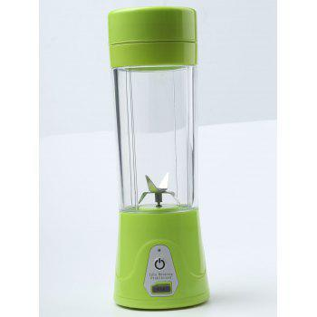 USB Charging Fruit Stirring Healthy Multifunctional Juicer Cup -  GREEN