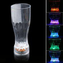 LED Magic Inductive Rainbow Color Flash 360ml Coke Cup