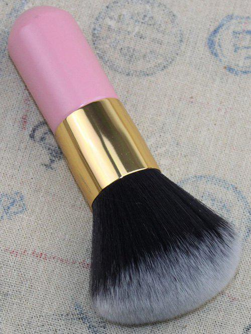 Portable Multipurpose Chunky Foundation Brush - PINK