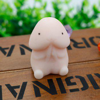 Anti Stress Toy Squishy Squeeze Mochi Dingding
