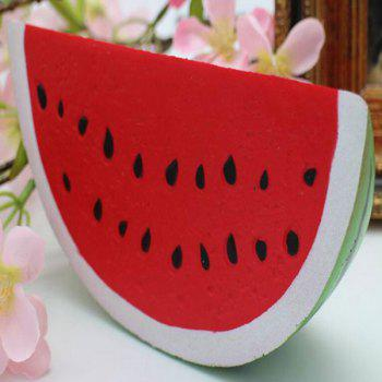 Watermelon Pastoral Fruit Slow Rising Squishy Toy