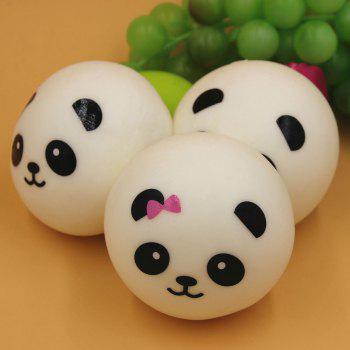 Random PU Cartoon Panada Squishy Toy -  RANDOM COLOR