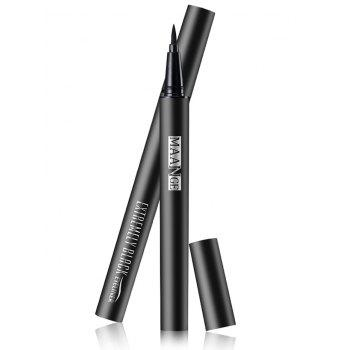 Long Lasting Quick Dry Liquid Eyeliner Pencil - BLACK