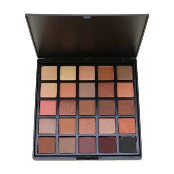 25 Colors Smoky Eyeshadow Palette