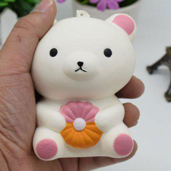 Stress Relief Bear Simulation Animal Slow Rising Squishy Toy
