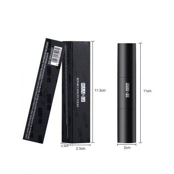 Double-tête Facial Makeup Concealer Highlighting Pen Stick - 2
