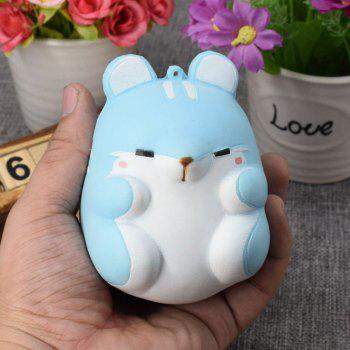 Simulation Animal Hamster Slow Rising Squishy Toy