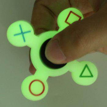 Mathematical Symbol Silicone Fidget Spinner