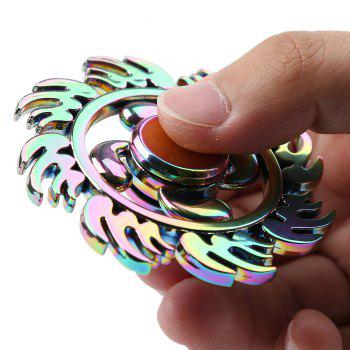 Fire Wheel Colorful EDC Fidget Metal Spinner