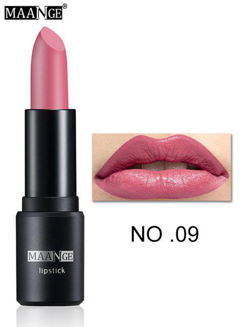 Moisturize Frosted Matte Long Wear Lipstick - 09