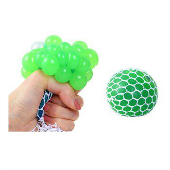 Random Vent Grape Ball Squishy Toy - 5CM 5CM
