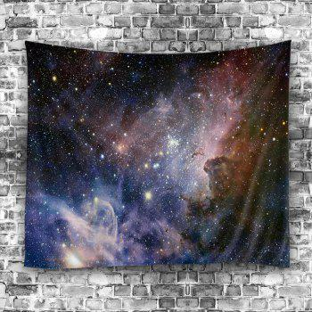 Wall Art Night Sky Tapestry - BLUE/BLACK 200*150CM
