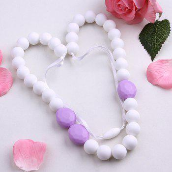 Silicone Beaded Necklace