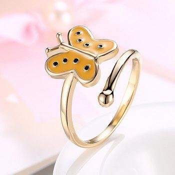 Butterfly Shape Cuff Ring