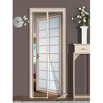 Door Screen Insect prevention Mesh Magnetic Curtain