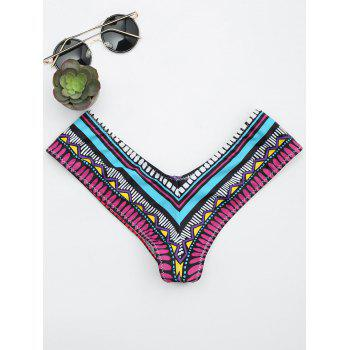 Swimming Thong Panties - COLORMIX M