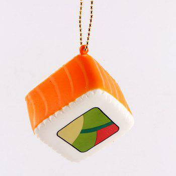 Slow Rising Cartoon Squishy Sushi - ORANGE