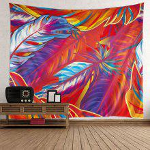 Feather Fabric Wall Hanging Home Decor Tapestry