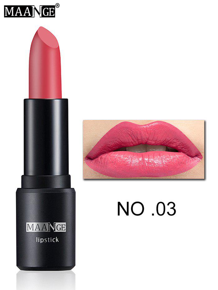 Moisturize Frosted Matte Long Wear Lipstick -