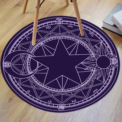 Limited Offer 2019 Crystal Velvet Fabric Magic Circle
