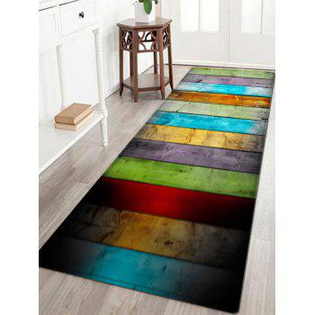 Colorful Striped Pattern Indoor Outdoor Area Rug