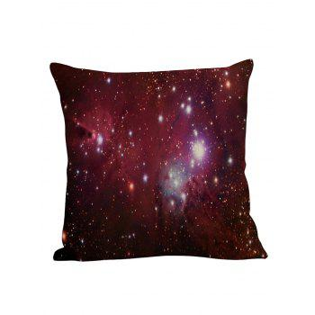 Star Sky Linen Pillow Case