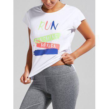 Funny Graphic Running T-shirts