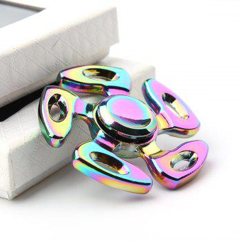 Rotating Focus Toy EDC Antistress Hand Spinner - Coloré 6*6*1.2CM