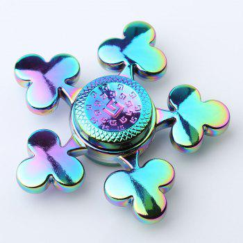 Fidget Toy Stress Relief Hand Spinner For Killing Time - COLORFUL 6*6*1.5CM