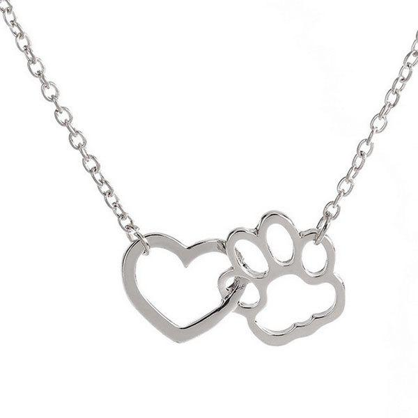 2018 hollow out heart claw pendant necklace silver in necklaces hollow out heart claw pendant necklace silver aloadofball Gallery