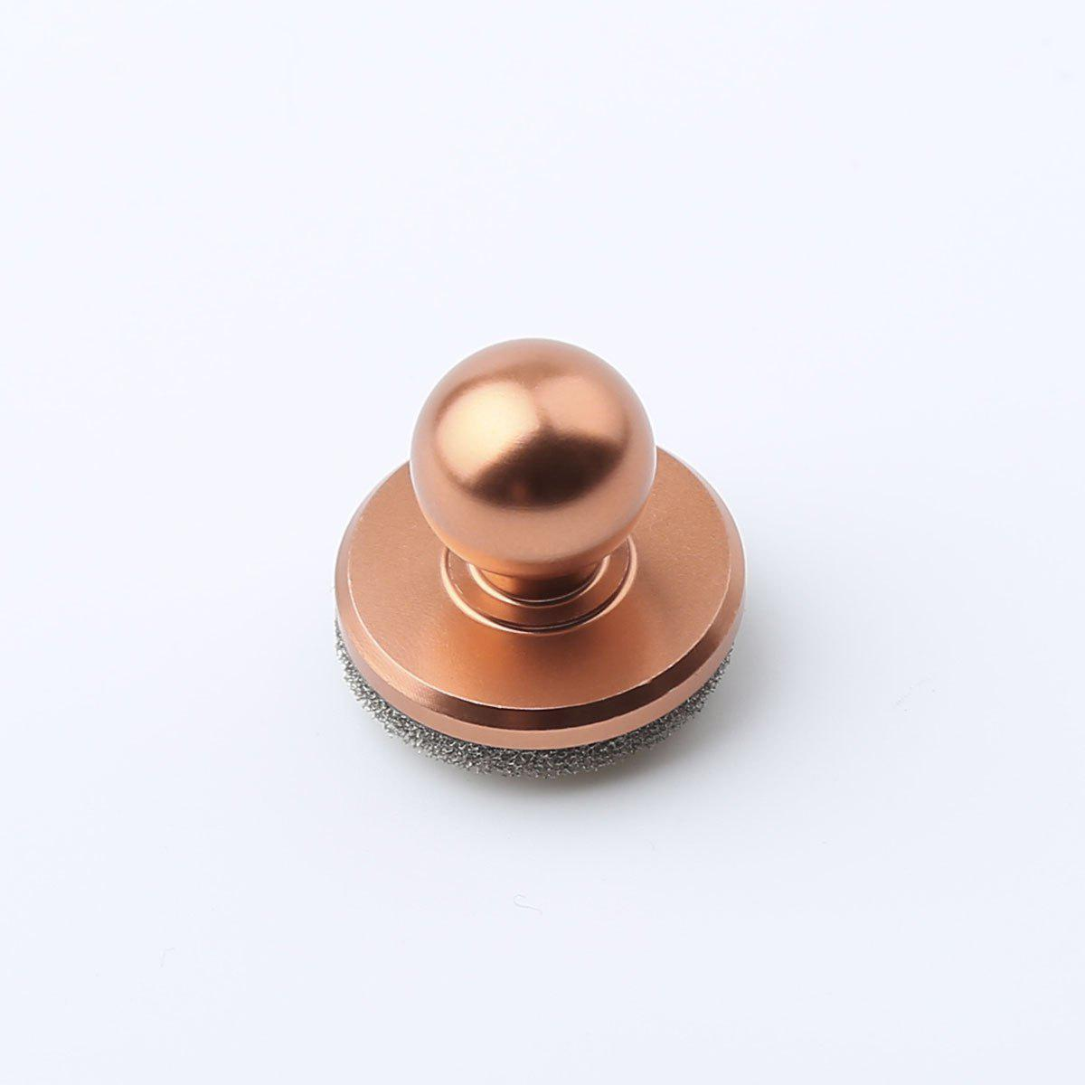 Mobile Phone Game Controller Anti Stress Spinner - ROSE GOLD 2.5*2.5CM