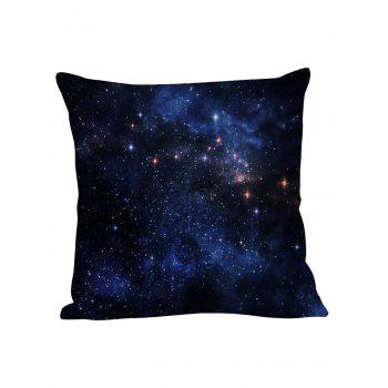 Night Sky Star Linen Pillow Case