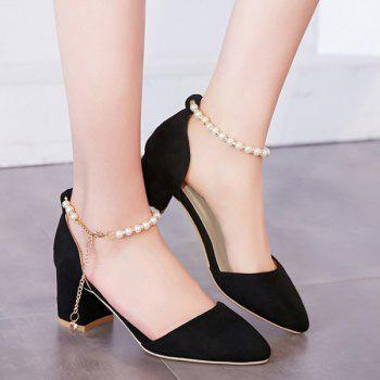 Two Piece Beading Pumps