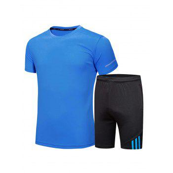 Short Sleeve Tee and Shorts Sportswear