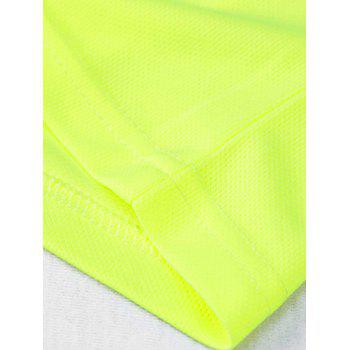 Short Sleeve Tee and Shorts Sportswear - FLUORESCENT YELLOW FLUORESCENT YELLOW
