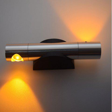 LED Home Decorative Wall Light - YELLOW