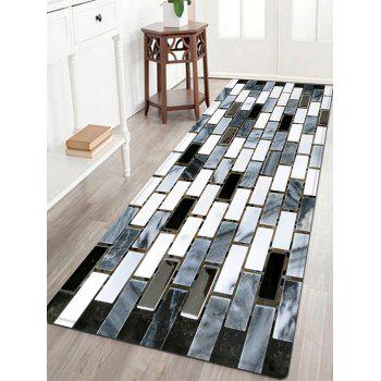 Ceramic Tile Pattern Indoor Outdoor Area Rug