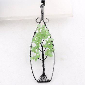DIY Tree of Life Shaped Pendant Necklace