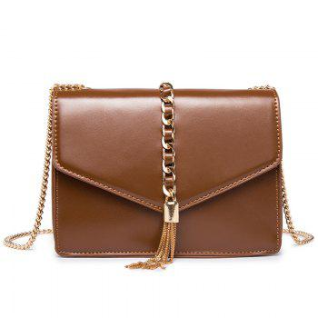Tassel Chains Cross Body Bag